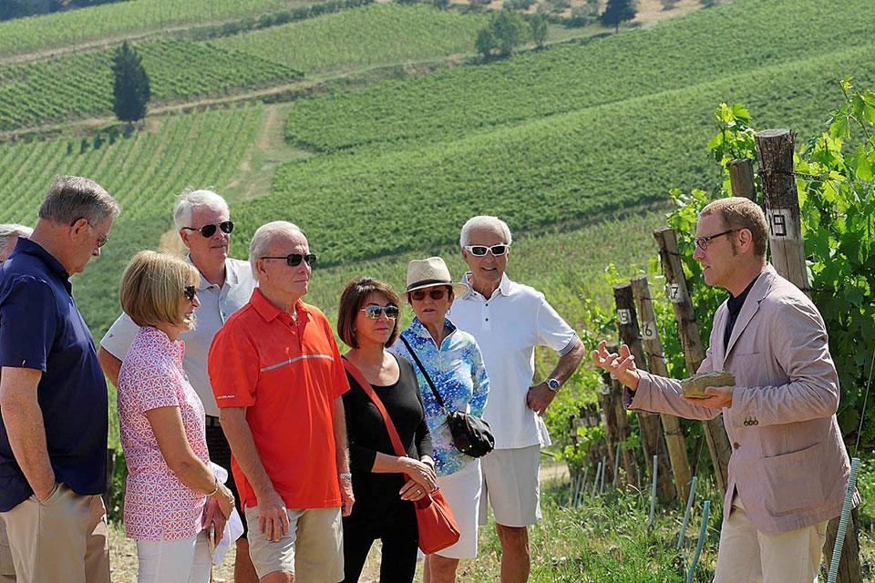"""Filippo Magnani e Fufluns Wine Tour in Italy celebrano il ventennale – dal Magazine """" Bere il Vino"""" articolo di Fabio Italiano"""